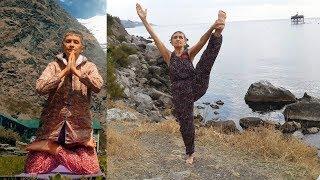 Татьяна Марина, 70 лет, современный эксперт в йоге (2017)