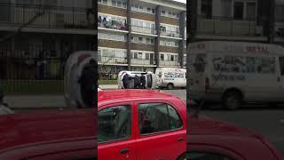 Tottenham N17 someone done runner from Police
