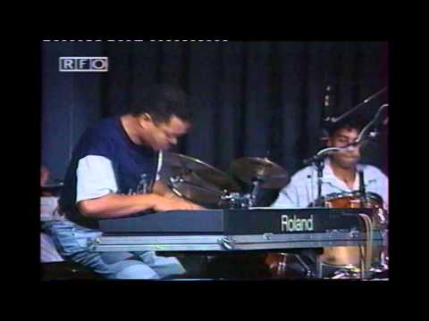 "Mario Canonge& Kann' ""Live au Morne"" (Martinique)"