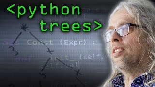 Coding Trees in Python - Computerphile