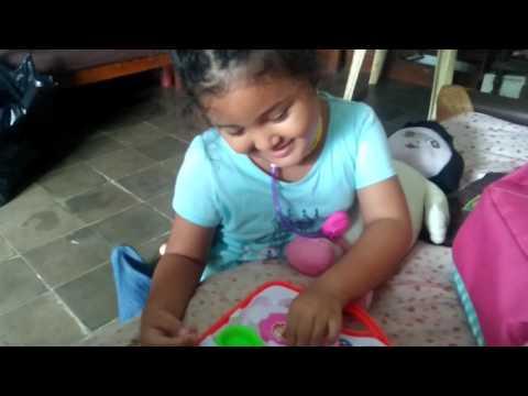 Zahra Kids, Mainan Dokter an Baru