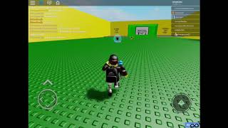 Playing Simon Says w/OverSeerLord-RBLX #Roblox