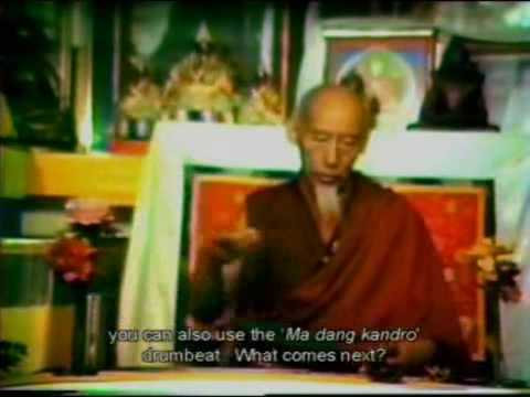 CHOD MELODIES (Part 9) by KYABJE ZONG RINPOCHE