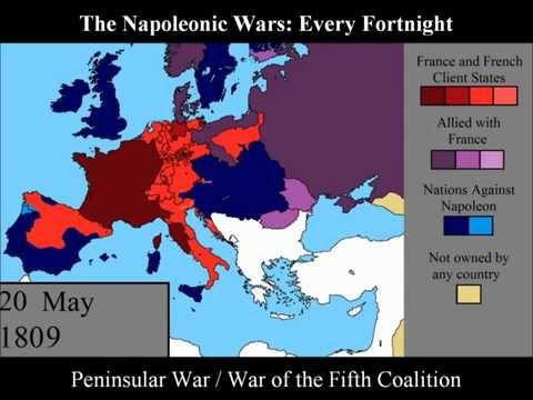 The Napoleonic Wars: Every Fortnight
