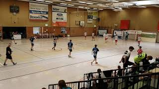 Quali HSC Haltern Sythen gegen TuS Ferndorf