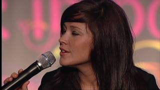 "Kari Jobe singing ""You Are For Me"""