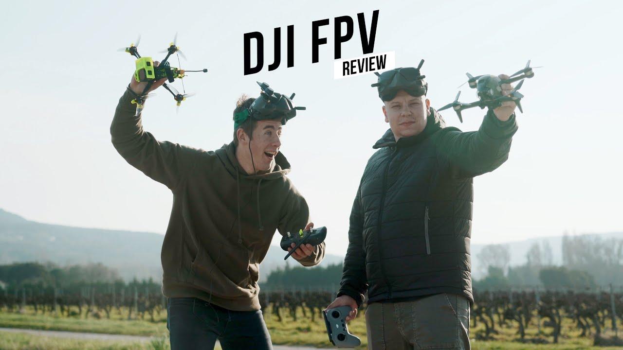 Download Notre avis sur le DJI FPV