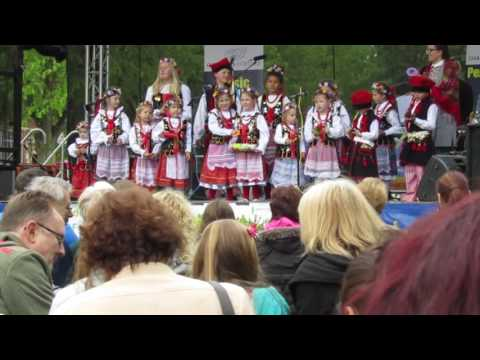 Traditional Polish singing at wgc world food festival 14,05,2016