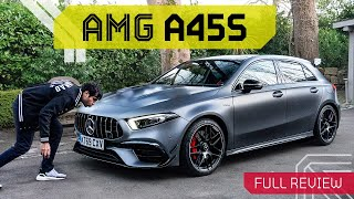 New AMG A45S! The 60k Super Hatch Worth Every Penny!!