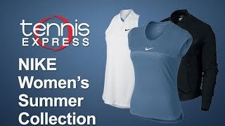 NIKE Womens Summer Collection | Tennis Express