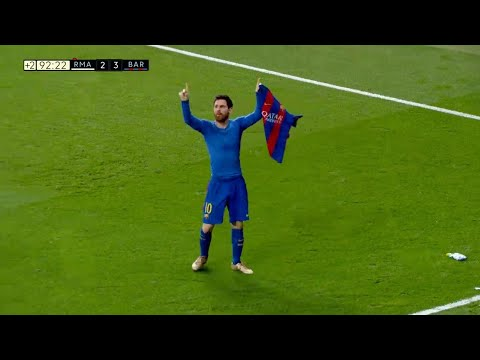 Download Real Madrid vs Barcelona 2-3 â—� All Goals and Highlights â—� English Commentary â—� 2017 | HD