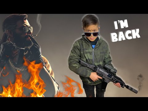 I'M BACK! - COUNTER STRIKE