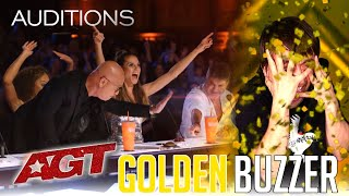 Cover images NEVER SEEN BEFORE | SHY BOY GETS GOLDEN BUZZER | AMERICA'S GOT TALENT/BRITAIN'S GOT TALENT (parody)