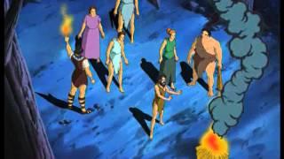 Grcka mitologija: Prometej i Pandorina kutija (crtani film) - sinhronizovano