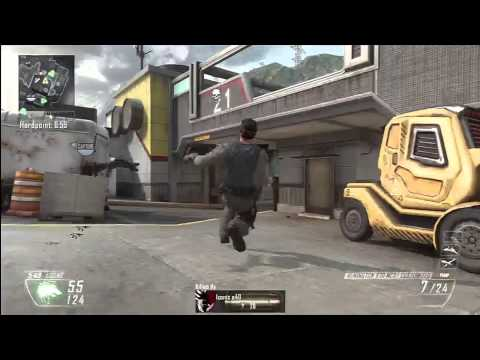 Gameplay Hydro BLACK OPS 2  Revolution