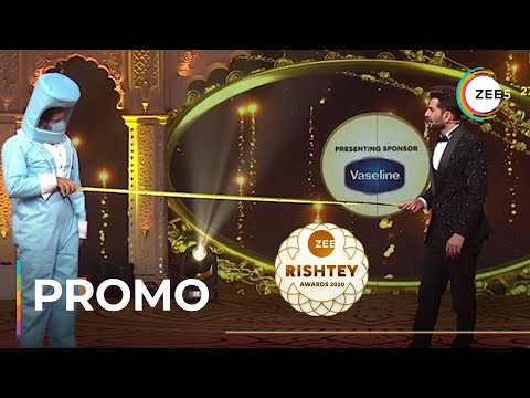 Jay & Rithvik | Hosts of Zee Rishtey Awards 2020 | 27th December | Watch for Free | Only On ZEE5