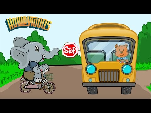 Roly Poly Roly Poly Nursery Rhyme | Kids Songs by Howdytoons
