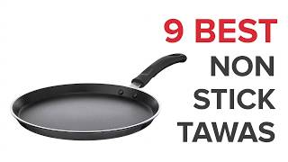 9 Best Non Stick Tawas in India