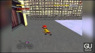 [480p] Rocket Power: Team Rocket Rescue for PS1 (with commentary)