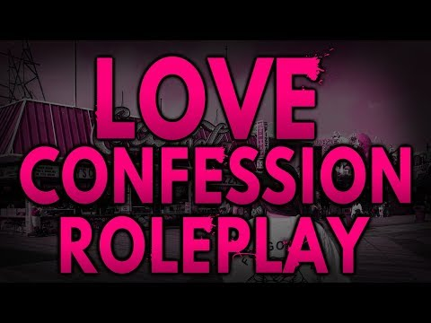 ASMR Love Confession Roleplay- A Letter To My Ghost [Love Letter Confession] [Love At First Sight]