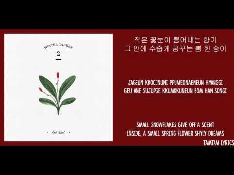 Wish Tree - Red Velvet Lyrics [Han,Rom,Eng]