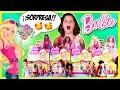 💄 ¡¡Nuevos STICKERS Barbie FASHION COLLECTION!! 💄 SOBRES SORPRESA + ¡¡Súper SORTEO 3 cajas!!