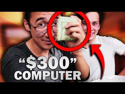 He THOUGHT he was buying a Gaming PC...