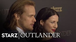 Outlander | NYC World Premiere Screening Highlights | STARZ