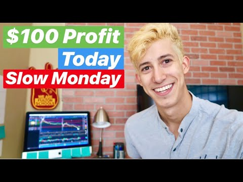 How To Make $100 A Day Investing In The Stock Market | Ricky Gutierrez