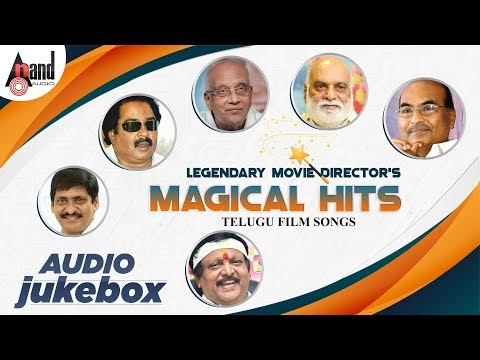 Magical Hits – Telugu Legendary Movie Director's Super Hit Songs | Telugu Audio Jukebox 2019| | Hit English Song |Mp3 Song Download | Full Song