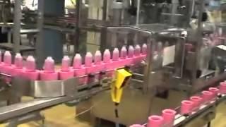 Завод Орифлэйм  Цех фасовки готовой продукции