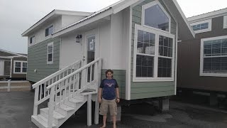 Tiny Homes Tour In Rockwall, Texas