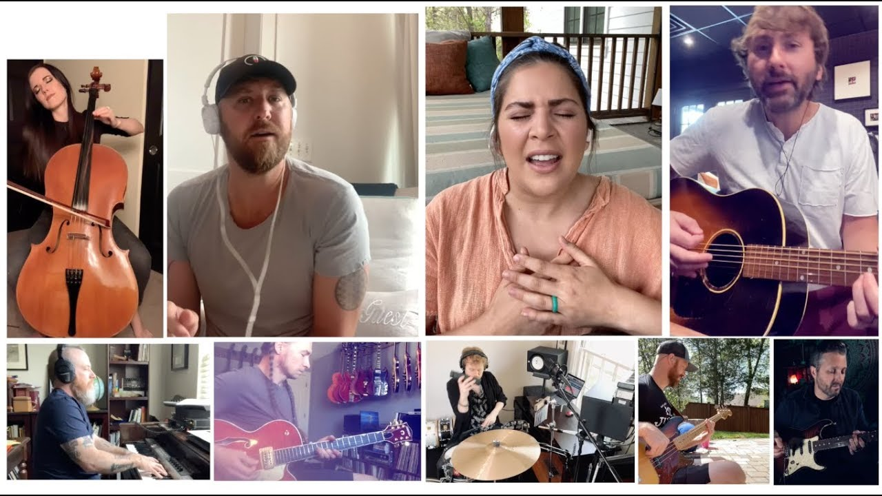 Lady Antebellum - Let It Be Love (Home Edition) - YouTube