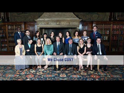 We Chose CUNY