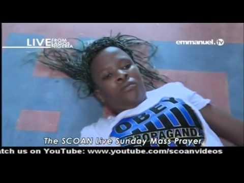 EMMANUEL TV LIVE SERVICE   SUNDAY 11 06 2017  PROPHET TB JOSHUA AT THE ALTER 6 VIDEO 9 OF 12