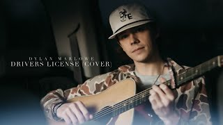 Dylan Marlowe - Drivers License (Country Version)