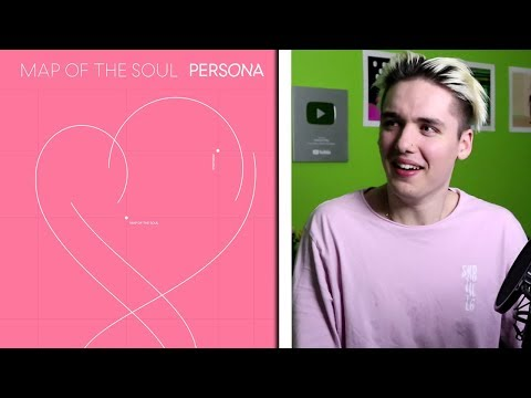 Bts Map Of The Soul Persona First Listen / Album Review