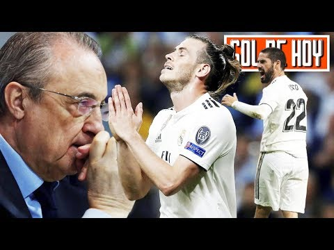 Acaban con Bale e Isco tras la debacle del Camp Nou I ¿Próximo fichaje del Madrid?