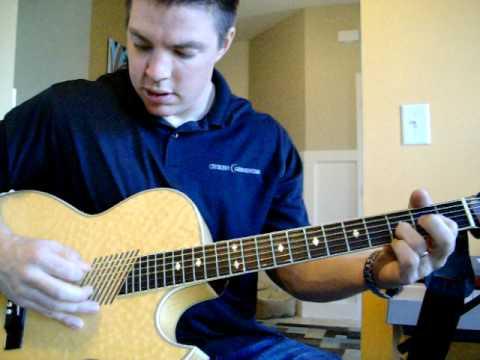 Sweet Home Alabama Guitar  Matt McCoy