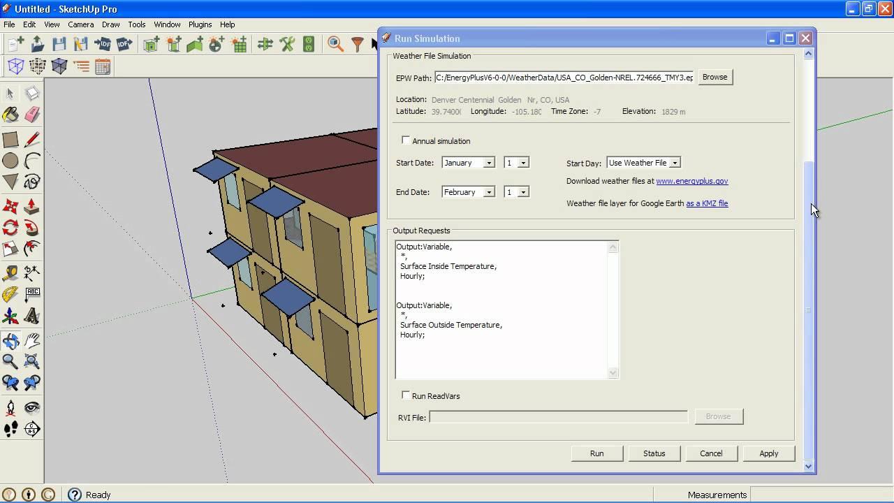 running energyplus simulations from the openstudio sketchup plug in rh youtube com Manual De Reparacion Automotriz Gratis Manual Book