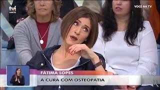 Fátima Lopes fala da lesão que a podia ter deixado incapacitada - Você na TV