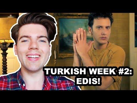REACTION: EDIS - COK COK | TURKISH WEEK #2