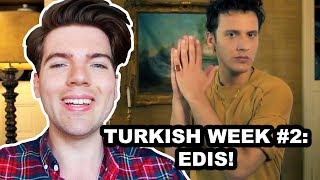 REACTION: EDIS - COK COK | TURKISH WEEK #2