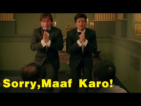 Fox Star Quickies : Humshakals - Sorry, Maaf Karo!