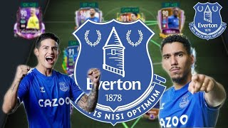 BEST POSSIBLE EVERTON FC SQUAD BUILDER NEW SQUAD 2020 21 FIFA MOBILE 20
