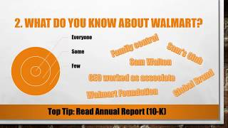 Top 5 Walmart Interview Questions and Answers