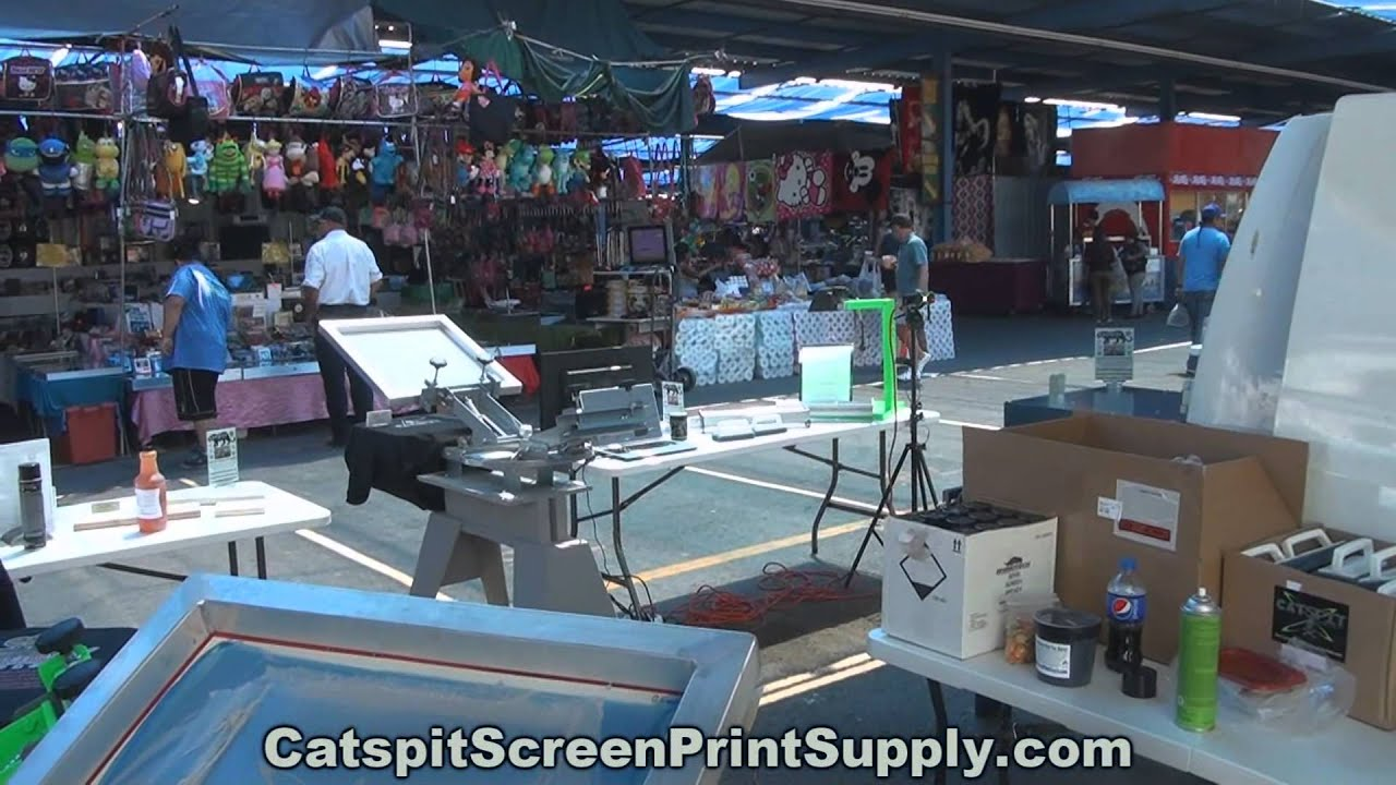 How To Market Your Screenprinting Business The Local Swap