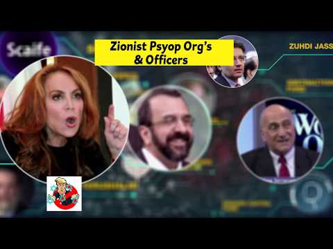 Media Psyop Organisations & Officers