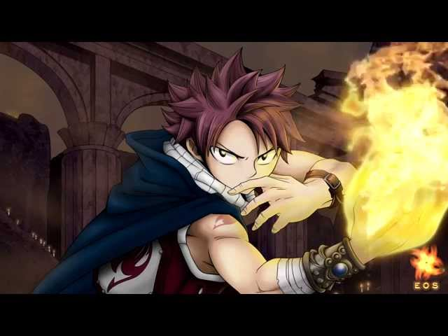 Fairytail Fan Made Battle Theme - Heart of the Flames (MrEpicOSTs)