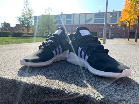Adidas EQT Support ADV 91-16  Unboxing and On Feet